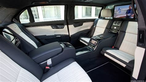Obviously, we don't have enough space here to describe the pullman's features, so we'll only say that it features an interior completely lined with leather and an. Big S600 - MBWorld.org Forums
