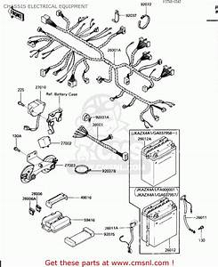 Kawasaki Fuse Box Diagram