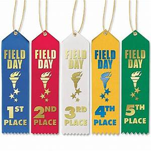 1st-5th Place Award Ribbons With Cards Assortment Pack ...
