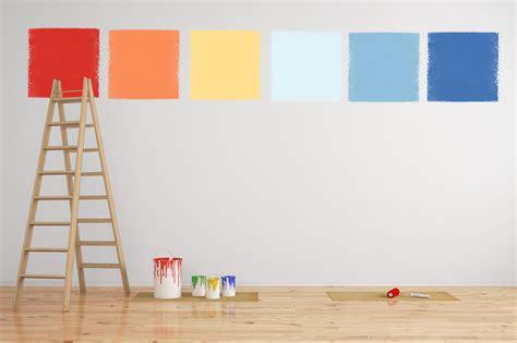decoration interieur peinture simulation