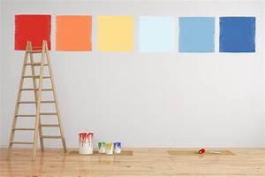 Des idées déco en peinture pour vos intérieurs