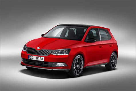 new skoda fabia monte carlo announced for geneva
