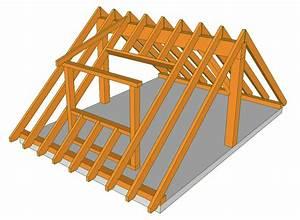 Dachstuhl Selber Bauen : dachgauben selber bauen baubeaver ~ Whattoseeinmadrid.com Haus und Dekorationen