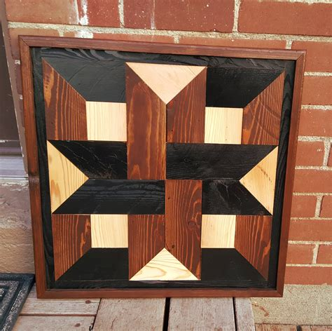 wooden barn quilts for quilting pattern in rustic barn wood special gift for