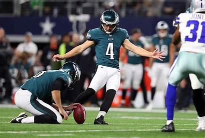 Eagles Jake Elliott Philadelphia Cowboys Dallas Bears