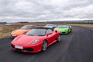 Double, Supercar, Thrill, At, Top, Uk, Race, Tracks