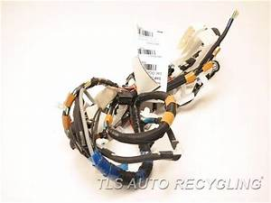 2017 Toyota 4 Runner Dash Wire Harness