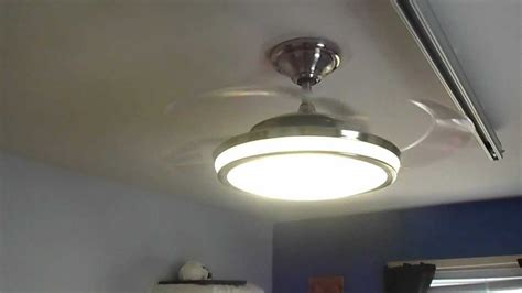ceiling fans with hidden blades enjoy excellent ventilation by using folding ceiling fans