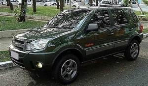 Ford Ecosport 1 6 Xlt Freestyle 8v Flex 4p Manual 2009 - Usada