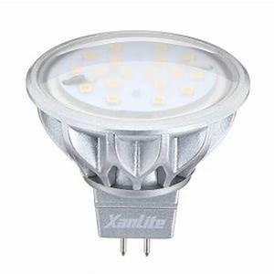 Ampoule Led Gu5 3 : ampoule led dichroique smd gu5 3 mr16 blanc chaud xanlite ~ Dailycaller-alerts.com Idées de Décoration