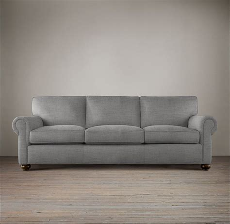 Restoration Hardware Lancaster Sofa Manufacturer by Restoration Hardware Lancaster Sofa There S No Place