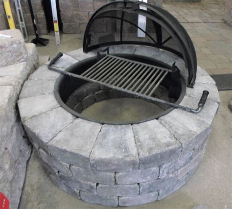 Outdoor Fire Pit Inserts Pictures To Pin On Pinterest