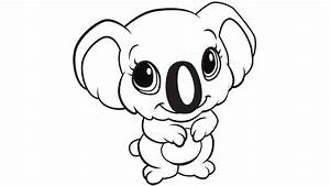 Koala Coloring Pages Getcoloringpagescom