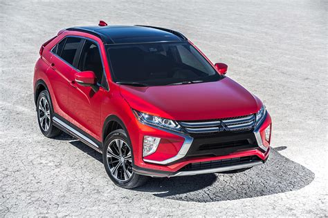 The mitsubishi eclipse cross is a compact crossover suv produced by japanese automaker mitsubishi motors since october 2017. 2020 Mitsubishi Eclipse Cross earns overall 5-star rating ...