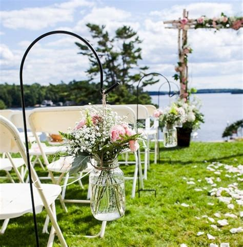 summer outdoor wedding decorations ideas 12 oosile