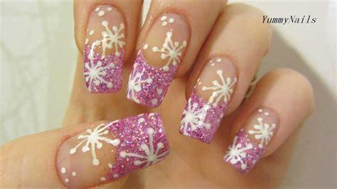 Nail Art With Glitter : 55 Best Glitter Nail Art Design Ideas