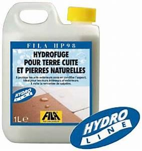 Hydrofuge Pour Pierre : hydrofuge pour pierre cuite et naturelle fila hp98 bidon ~ Zukunftsfamilie.com Idées de Décoration