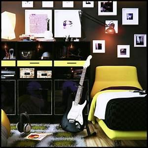 cool teenage bedroom ideas for boys With teenage room decor themes for teenage boy room