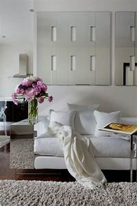 Can a Black & White Apartment Be Cozy? Home Interior