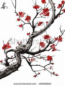 best 25 japanese cherry tree ideas on pinterest cherry With what kind of paint to use on kitchen cabinets for cherry blossom tree wall art