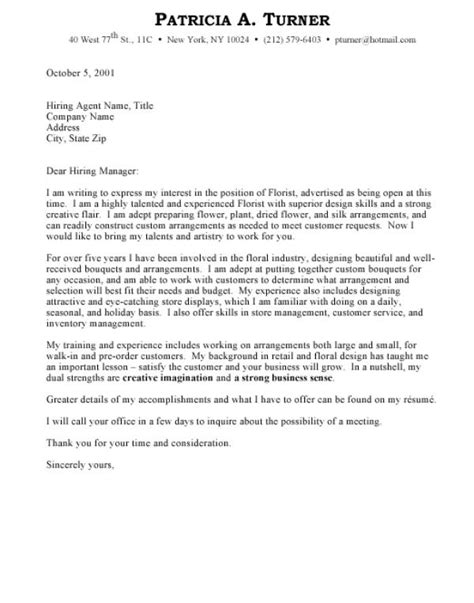 how to wrote a cover letter writing a cover letter business covering letter exle