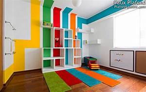 designplafond With idees pour la maison 11 photos de plafond tendu dans votre piscine