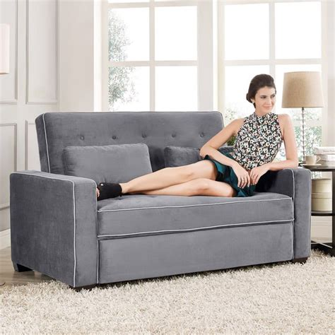 serta sleeper sofa rooms