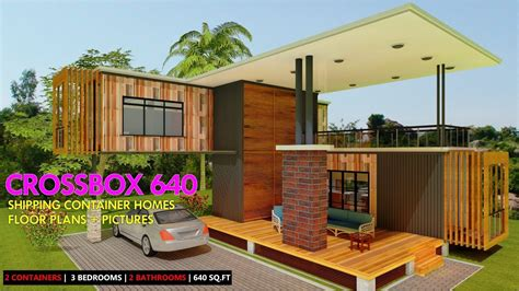 2 story floor plans for container house shipping container homes plans and modular prefab design ideas crossbox 640