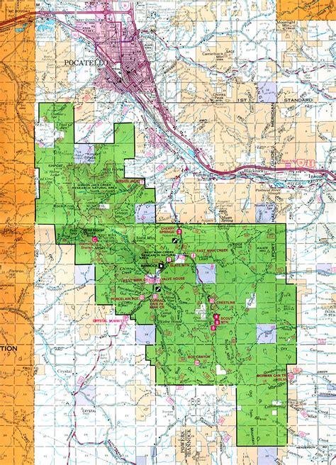 bureau am駭agement idaho land map bnhspine com