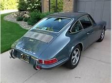 1970 Porsche 911T German Cars For Sale Blog