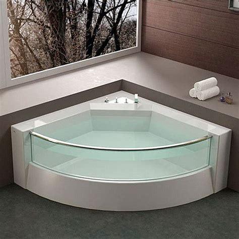 43 Best Images About Corner Bathtub On Pinterest Soaking