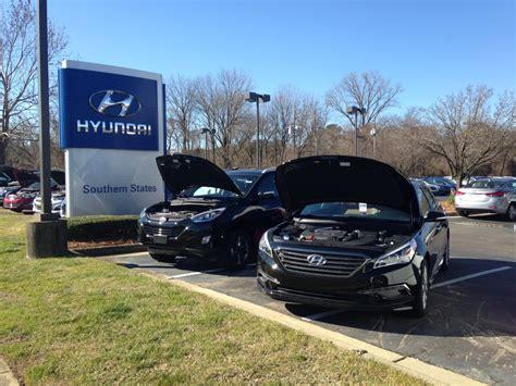 Southern States Hyundai by Southern States Hyundai Of Raleigh 12 Reviews Car