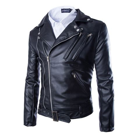 cheap motorcycle leathers online get cheap leather biker jacket aliexpress com