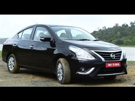 nissan sunny interior  exterior review youtube