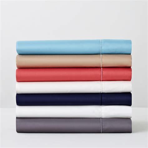 hudson park 500tc iron free pima cotton sheets