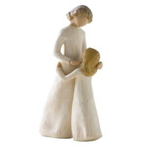 willow tree figurine 26021 celebrating the bond of between mothers and