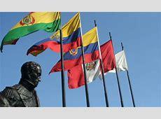 ¿Cuáles son los países que integran La comunidad Andina