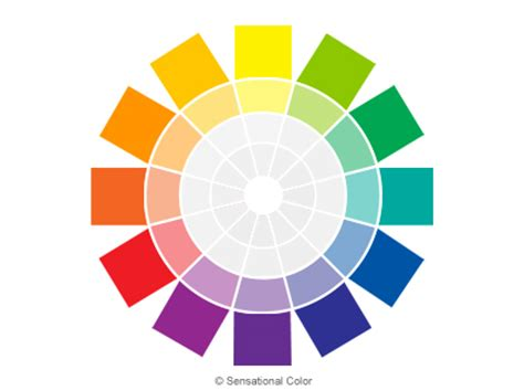 tint color get to the color wheel sensational color