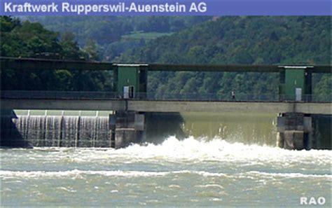 raonline  energie kraftwerke  der schweiz