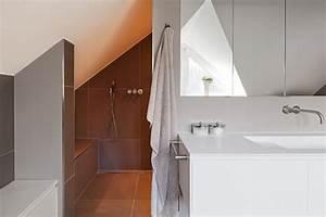 Kleines Bad Mit Dachschräge Gestalten : badezimmer mit dachschr ge 9 tolle einrichtungstipps ~ Orissabook.com Haus und Dekorationen