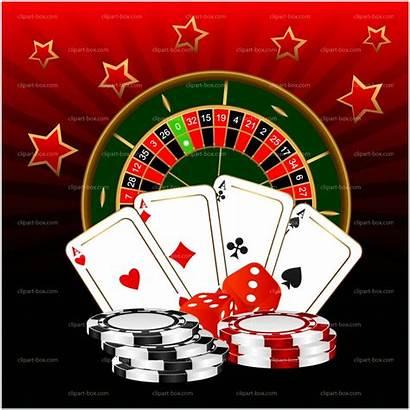 Casino Clipart Christmas Clip Dice Games Funny