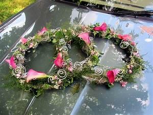 Kränzen Hochzeit Ideen : 147 besten autoschmuck zur hochzeit bilder auf pinterest ~ Markanthonyermac.com Haus und Dekorationen