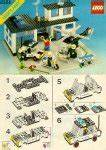 Lego Classic Anleitung : lego 6384 police station set parts inventory and instructions lego reference guide ~ Yasmunasinghe.com Haus und Dekorationen