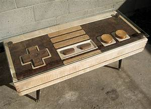 15 Creative Gadget Tables and Cool Gadget Table Designs