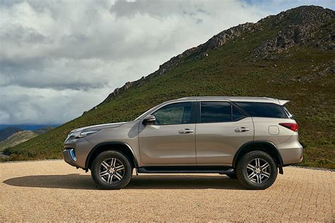 The toyota fortuner turns heads on and off road with its bold styling and spacious interior. TOYOTA Fortuner specs & photos - 2015, 2016, 2017, 2018 ...