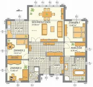 Wow Hausbau Preise : 71 besten grundrisse bilder auf pinterest haus grundrisse hausbau und bungalows ~ Markanthonyermac.com Haus und Dekorationen