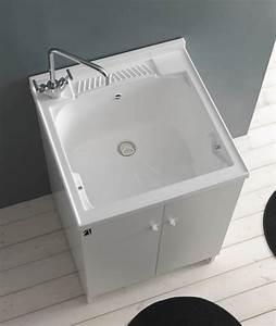Waschbecken 60 X 60 : lavatoio nausicaa l60xp60xh85 ~ Indierocktalk.com Haus und Dekorationen