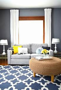 Graues Sofa Welche Wandfarbe : wandfarbe grau 29 ideen f r die perfekte hintergrundfarbe in jedem raum ~ Bigdaddyawards.com Haus und Dekorationen