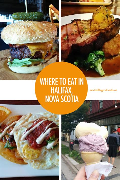 Where To Eat In Halifax  Food Bloggers Of Canada