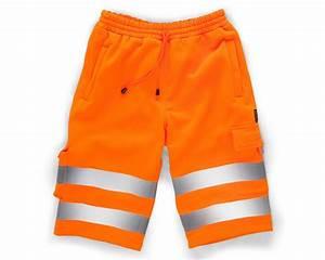 Dickies Workwear Size Chart Standsafe Hv030 Hi Vis Jogger Shorts Mammothworkwear Com